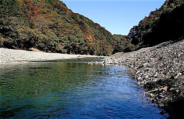 2011.11.31.うらがんざわ渓流釣り場_1